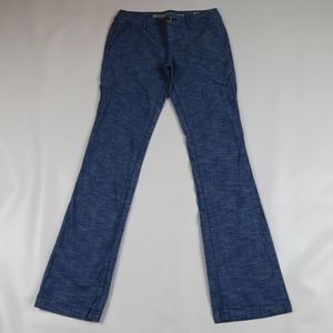 MOSSIMO SUPPLY CO Chambray Fit 6 Bootcut Jeans